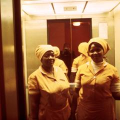 Two Maids in Devonshire Hotel