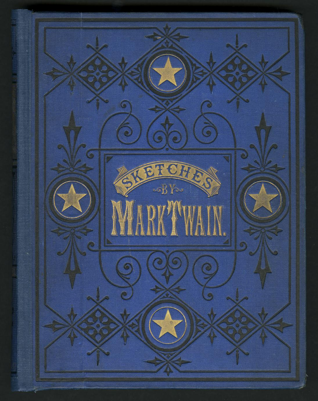 Mark Twain's sketches new and old (1 of 3)