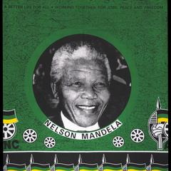 ANC cloth--Nelson Mandela presidency