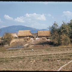 Tai Dam village near Luang Prabang