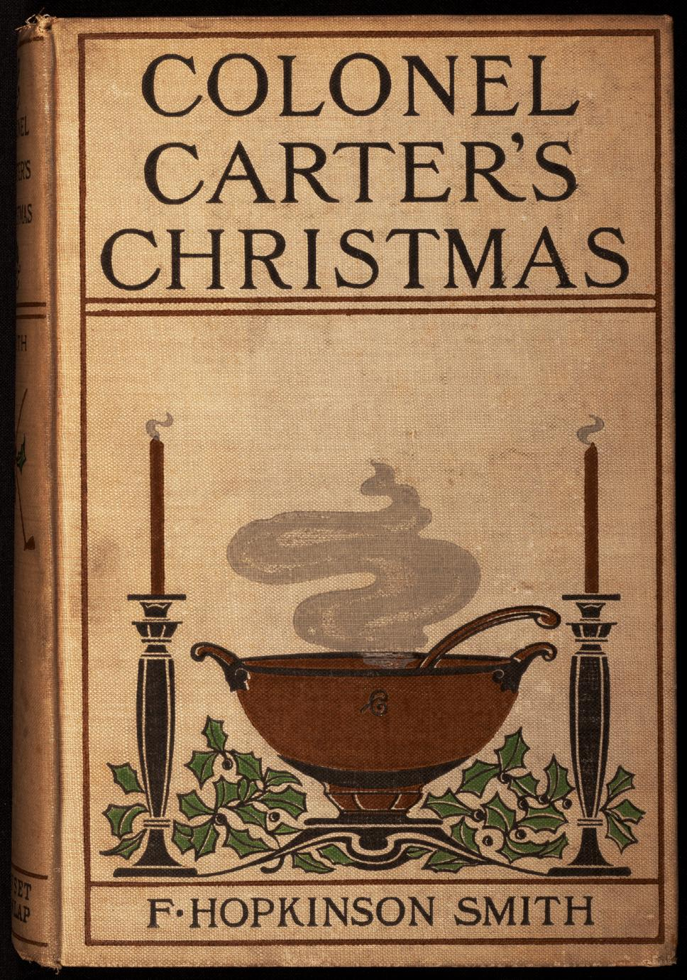 Colonel Carter's Christmas (1 of 2)