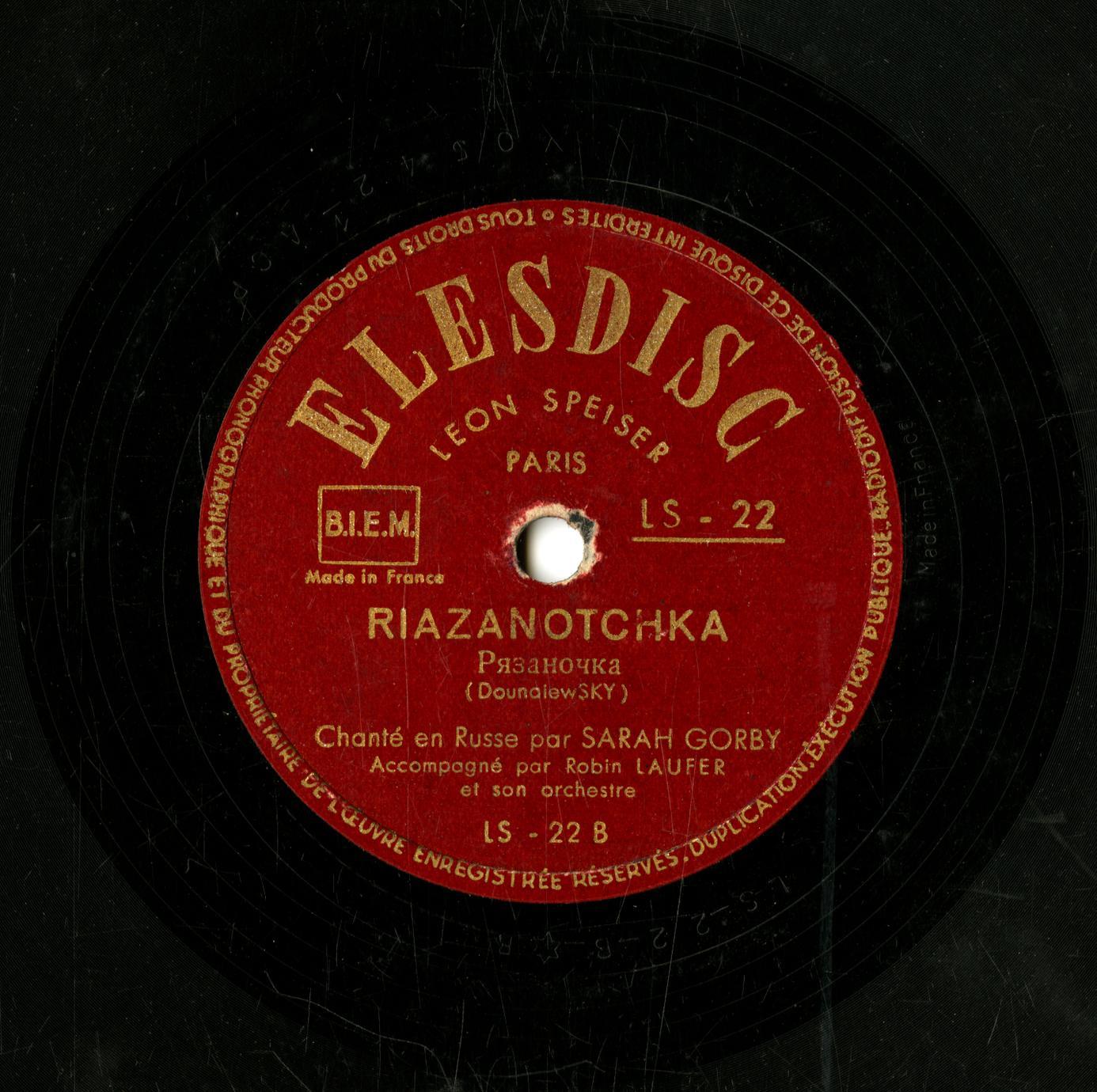 Riazanotchka