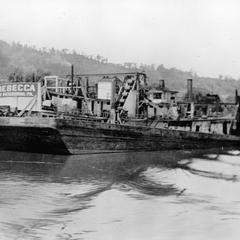 Rebecca (Towboat/Sand digger/Dredge, 1901-1945)