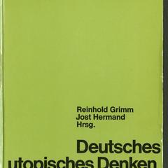 Deutsches utopisches Denken im 20. Jahrhundert