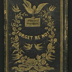 The forget-me-not, for 1852