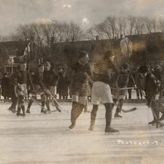 Ice Carnival hockey