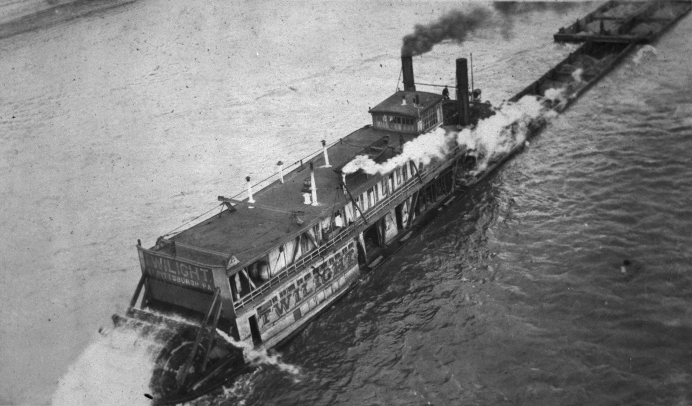 Twilight (Towboat, 1882-1927)