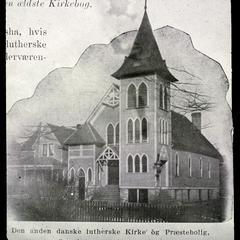 St. Mary's Danish Evangelical Lutheran Church 1883