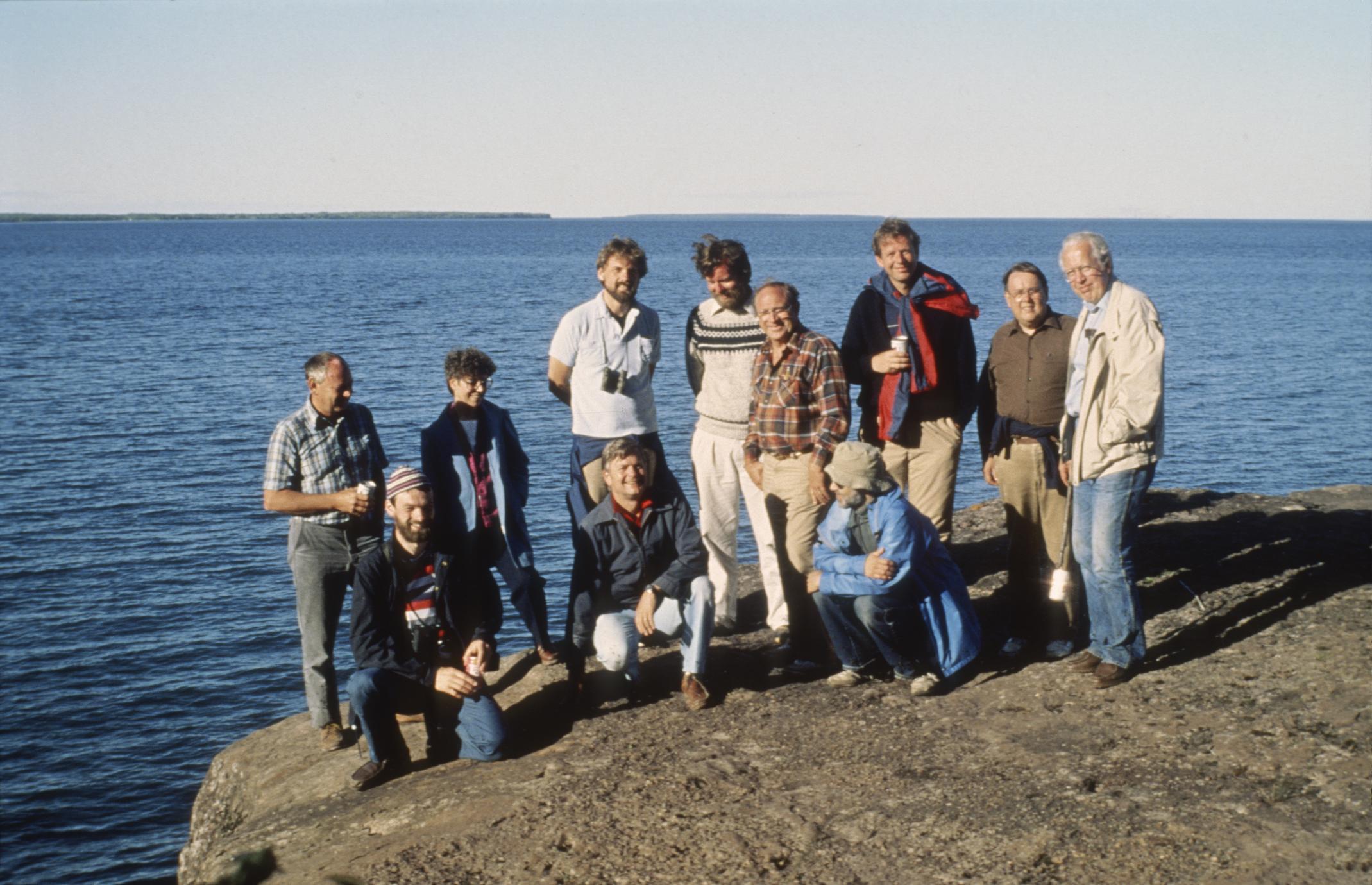 Baltic Sea-Laurentian Great Lakes Comparison Workshop (2)