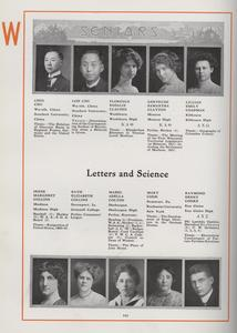 Badger yearbook 1914