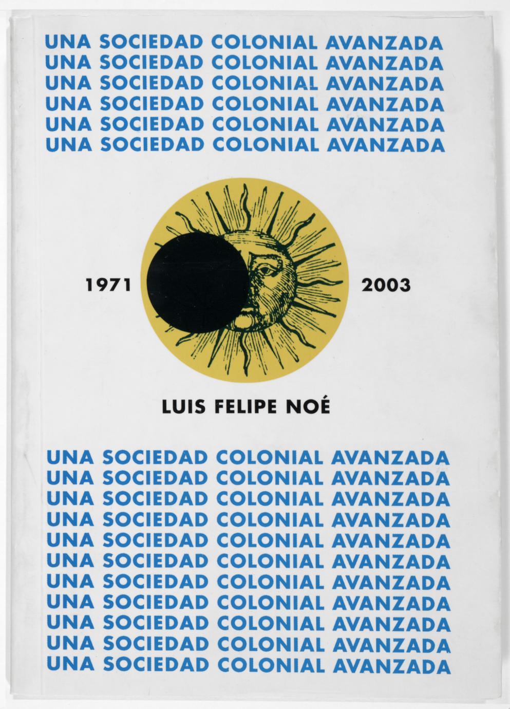 Una sociedad colonial avanzada (1 of 3)