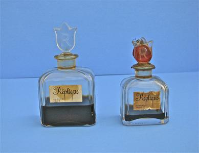 """""""Réplique"""" perfume bottles"""