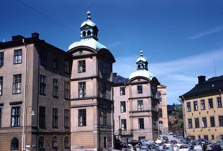 Swedish buildings