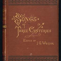 Songs of three centuries