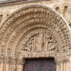 Rochester Cathedral west portal