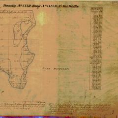 [Public Land Survey System map: Wisconsin Township 32 North, Range 29 East]