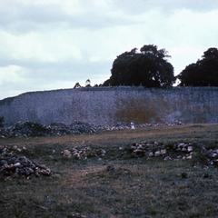 Distance View of the Temple at Great Zimbabwe