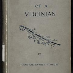 Recollections of a Virginian in the Mexican, Indian, and civil wars