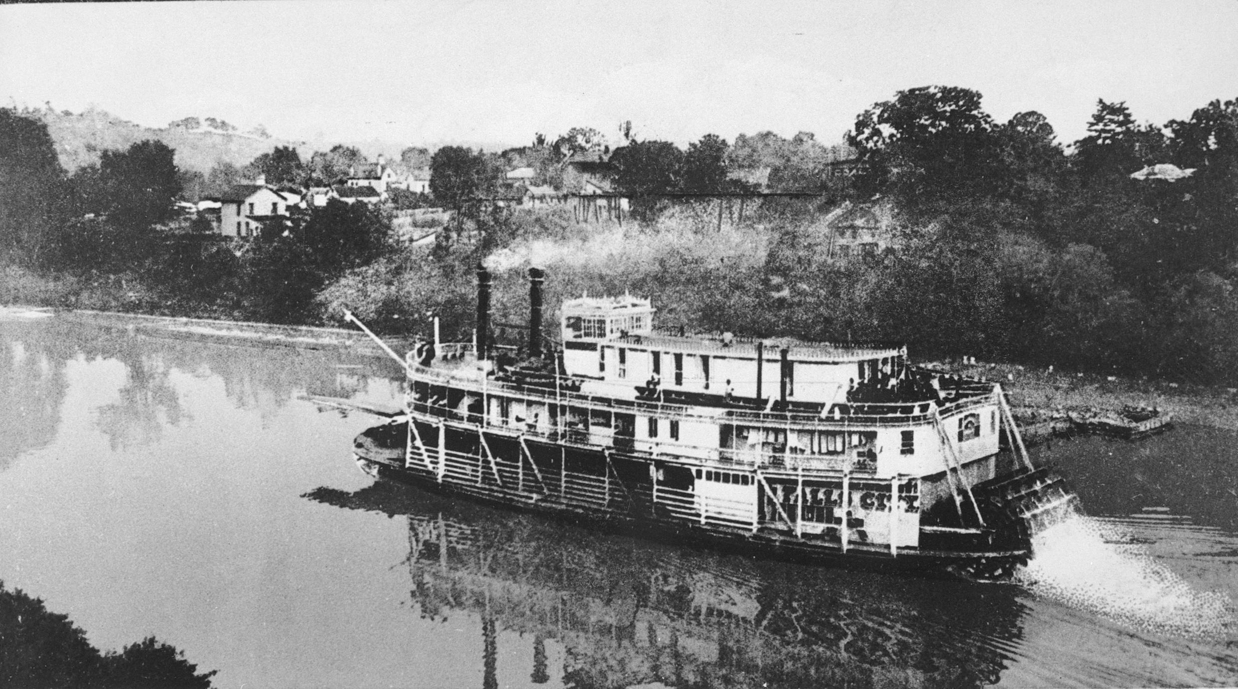 Falls City (Packet, 1890-1899)