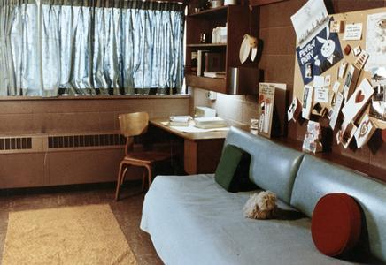 Room in Sullivan Hall