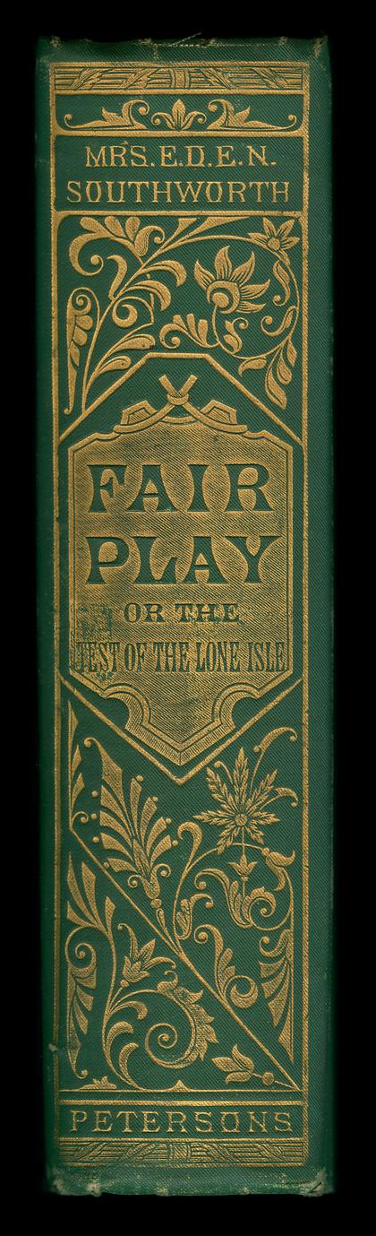 Fair play; or, The test of the lone isle (2 of 2)