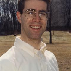 Music professor Peter Gibeau faculty head shot