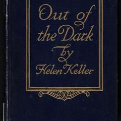 Out of the dark : essays, letters, and addresses on physical and social vision