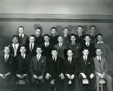 Young Men's Christian Association group photograph