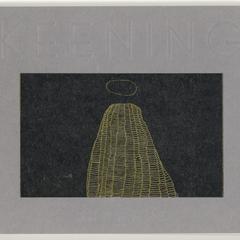 Keening : drawings by Sky Pape in memory of Paula Pape-Lipson, 1959-1996.