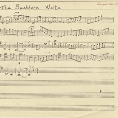 Otto Rindlisbacher folio, no. 10