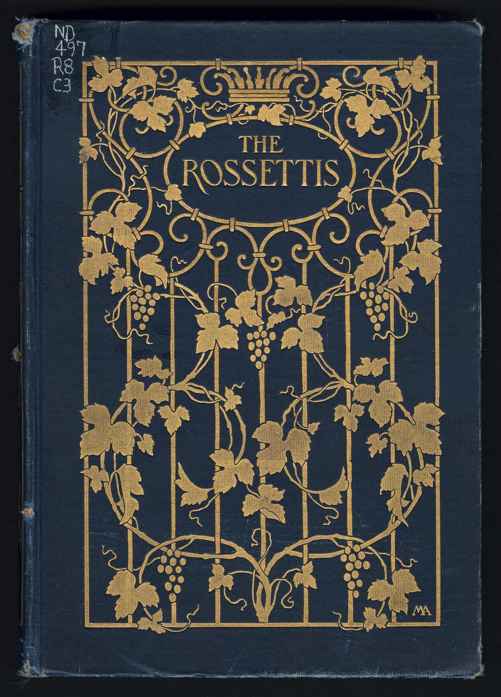 The Rossettis : Dante Gabriel and Christina (1 of 3)
