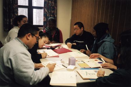 Multicultural Student Center retreat