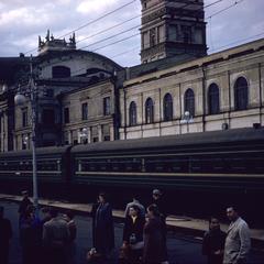Kharkov train station