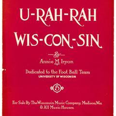 U-rah-rah Wis-con-sin