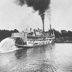 Boaz (Towboat, 1882-1925)