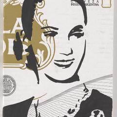 Evita vive : seguido de Acreditando en Tancredo