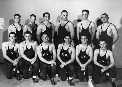 1963 wrestling team