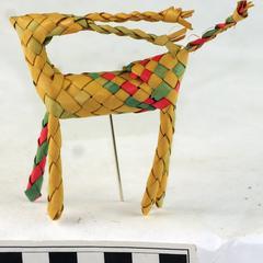 Basket rattle