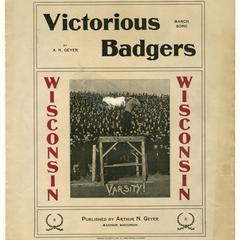 Victorious badgers