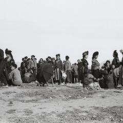 Ethnic Khmu' and Hmong refugees