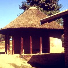 Zulu Meeting House for Lectures at Valley of 1,000 Hills Hospital