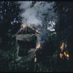 Phetsarath trip : burning phi houses
