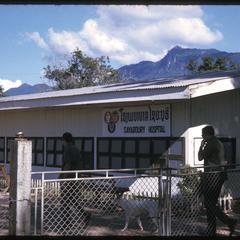 Xayabury : Operation Brotherhood hospital