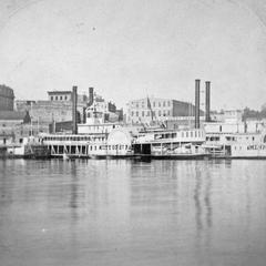 City of St. Paul (Packet, 1864/1866?-1868/1871?)