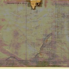 [Public Land Survey System map: Wisconsin Township 41 North, Range 17 West]