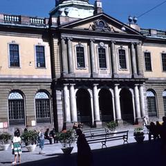 Swedish building