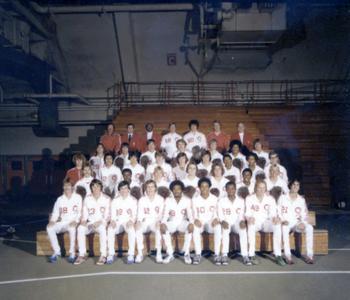 1975 UW Madison track team