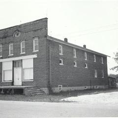 Henry J. Berger - the old Pierre-Virlee store