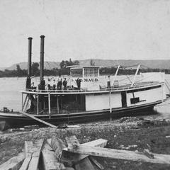 Maud (Rafter/Towboat, 1890-1896?)