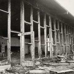 Fire damage, Manitowoc, 1965